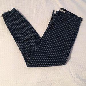 Zara Denim Maker Stretch Jeans